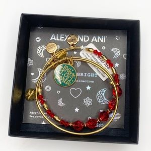 Alex and Ani | Shine Bright Set of 2